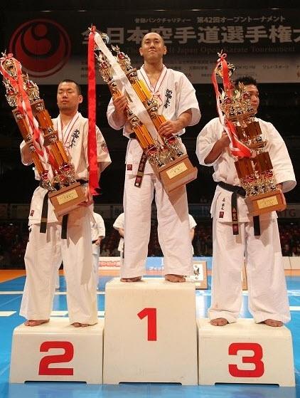 1 место Норичико Цукамото